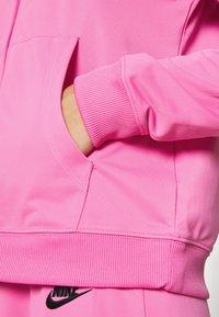 Nike Sportswear - TRACK SUIT SET - Tracksuit - pinksicle/white/black - 4