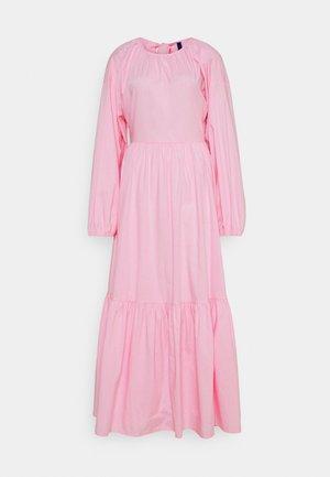 DOMO DRESS - Maksimekko - pink