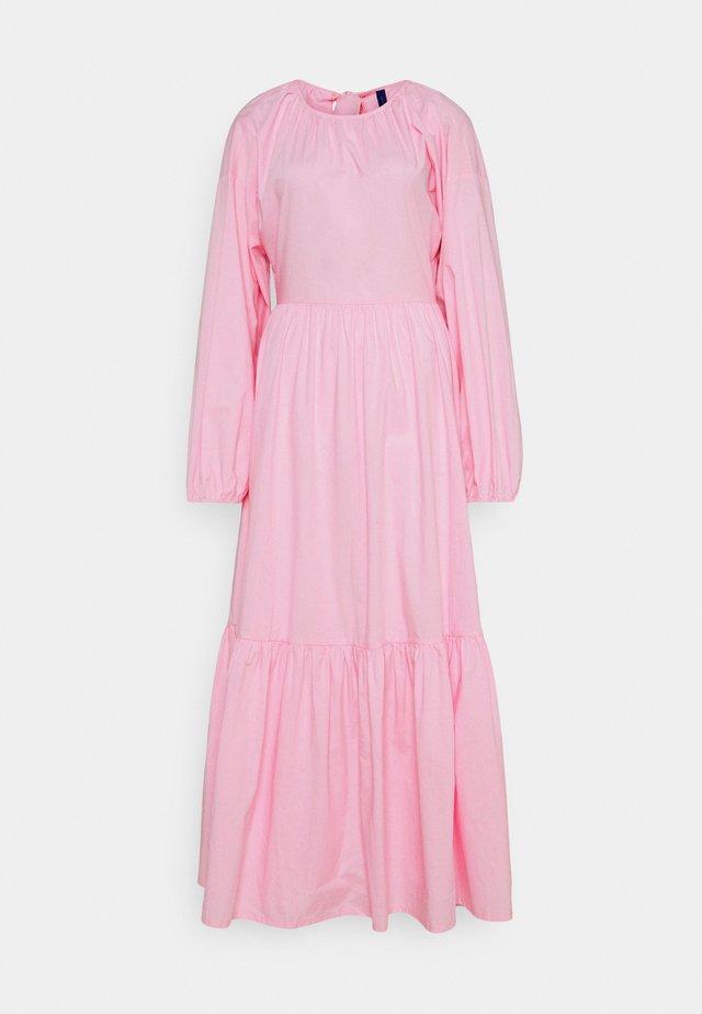 DOMO DRESS - Maxi-jurk - pink