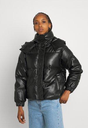 PUFFER - Winter jacket - black