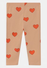 TINYCOTTONS - HEARTS - Legging - light nude/red - 1