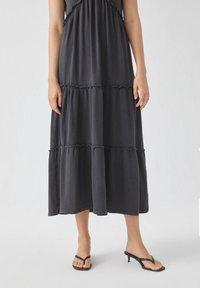 PULL&BEAR - Sukienka letnia - grey - 3