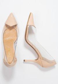Siren - BRITT - High heels - seashell - 3