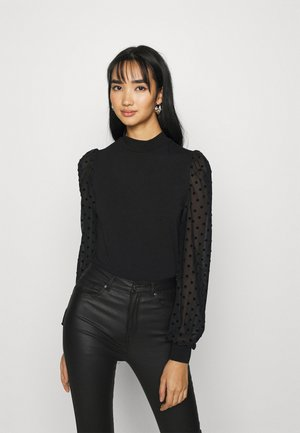 ONLSANNA  - Long sleeved top - black
