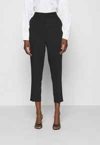 Soft Rebels - LUCCA ANKLE PANT - Trousers - black - 0