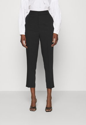 LUCCA ANKLE PANT - Trousers - black