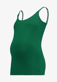 Esprit Maternity - Linne - bottle green