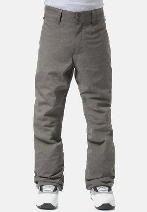 BILLABONG SNOWBOARDHOSE OUTSIDER - Pantalon de ski - grey heather