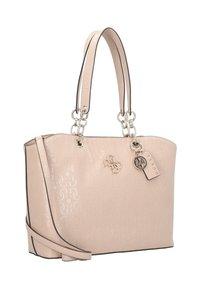Guess - CHIC SHINE - Handbag - blush - 3