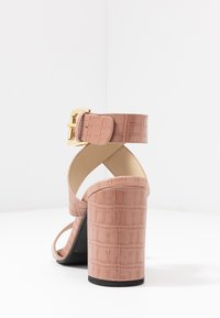 4th & Reckless - ADRIANNA - High heeled sandals - blush
