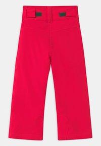 Ziener - ALIN UNISEX - Snow pants - neon pink - 1
