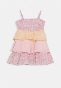 Bardot Junior - MINKA TIER DRESS - Korte jurk - multicolor - 0