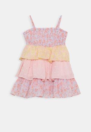MINKA TIER DRESS - Denní šaty - multicolor