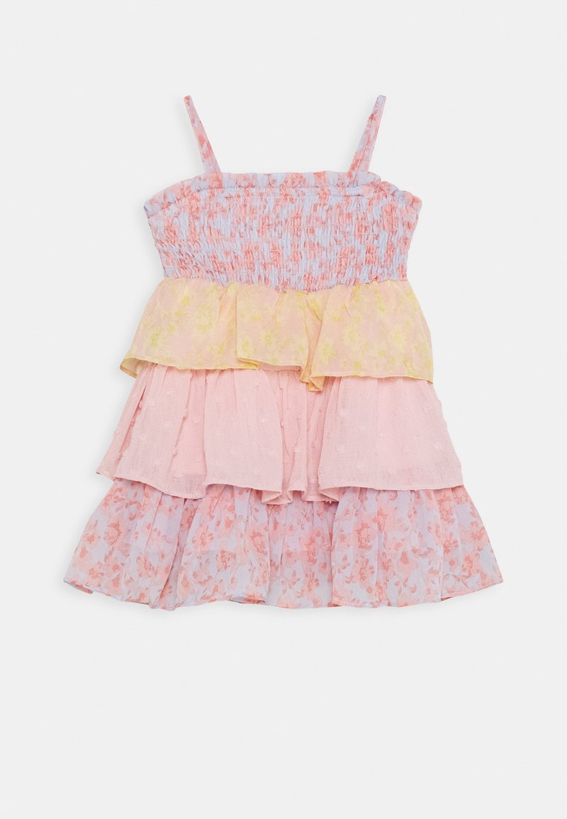 Bardot Junior - MINKA TIER DRESS - Korte jurk - multicolor