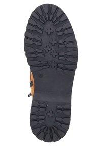 Vado - Lace-up ankle boots - orange - 3