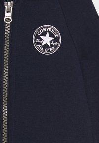 Converse - CREATURE HOODIE SET - Zip-up hoodie - obsidian - 4