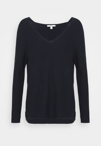 CORE - Pullover - navy
