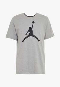 Jordan - Triko s potiskem - carbon heather/black - 3