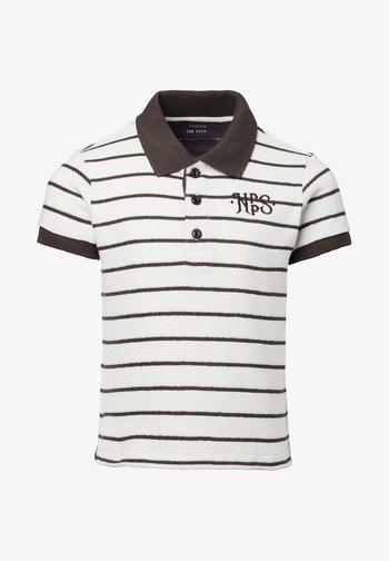LANTANA - Polo shirt - white sand
