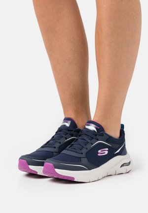 ARCH FIT - Sneakers laag - navy/purple