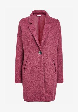 COATIGAN - Classic coat - berry