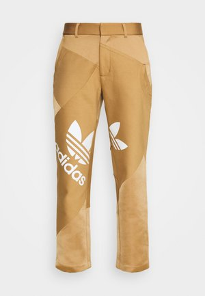 SUIT PANT - Trousers - cardboard