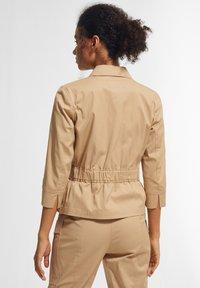 comma - Summer jacket - sahara - 2