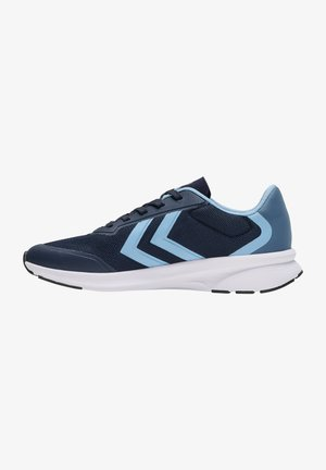 FLOW BREATHER - Sneakers - navy/airy blue