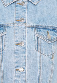 Topshop Petite - TILDA - Džínová bunda - blue denim - 2