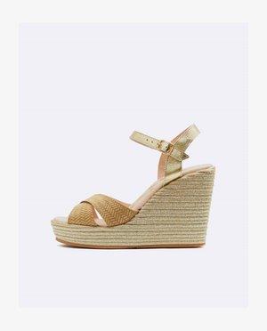 Sandales à talons hauts - brown