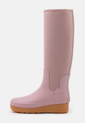 REFINED CREEPER TALL - Wellies - bella