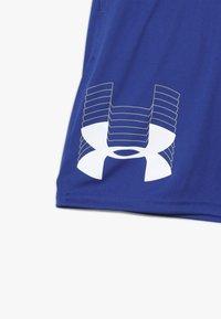 Under Armour - PROTOTYPE LOGO SHORT - Sports shorts - royal/white - 2