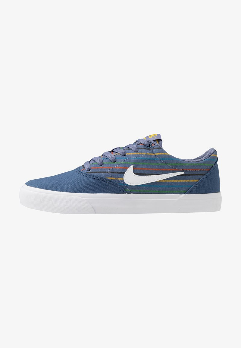 Nike SB - CHARGE PRM UNISEX - Sneakers laag - mystic navy/white