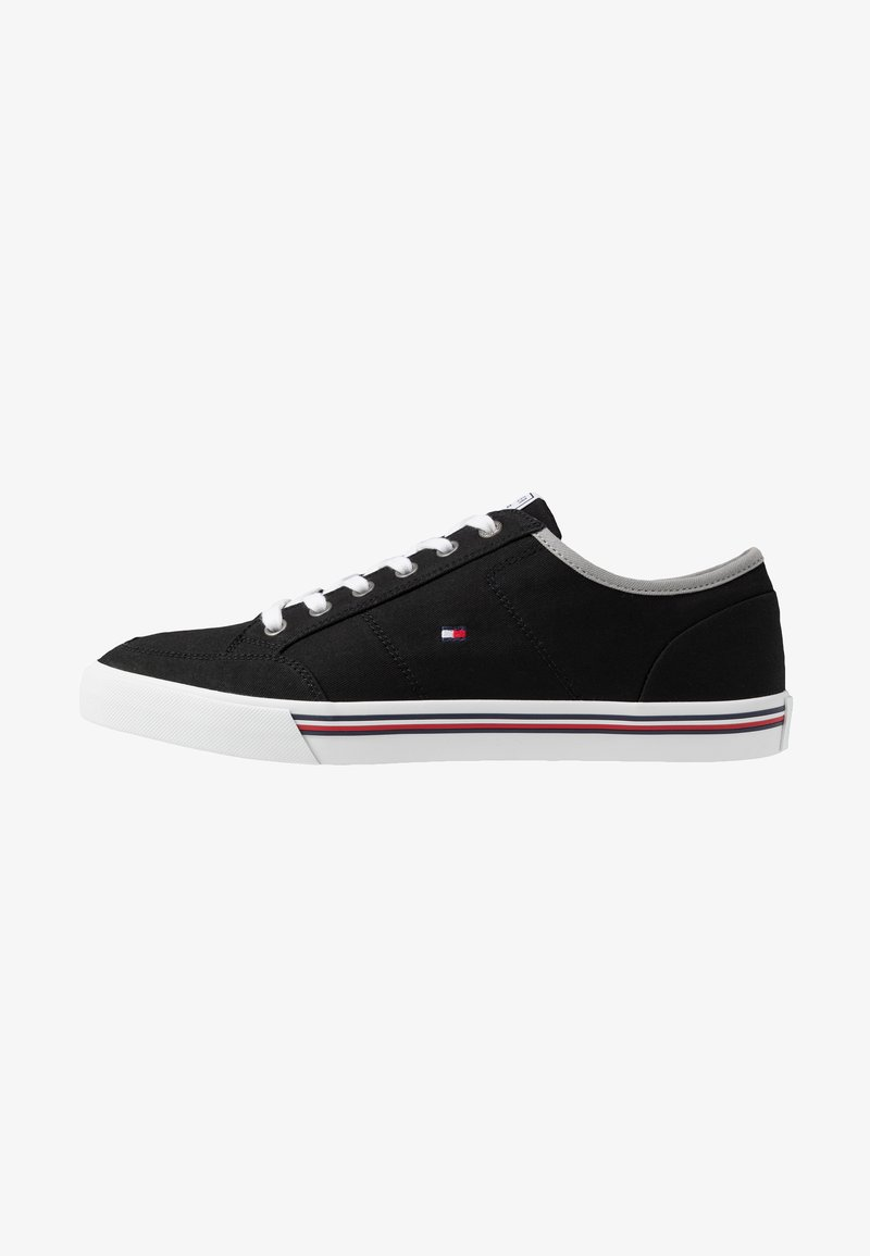 Tommy Hilfiger - CORE CORPORATE - Sneakers - black