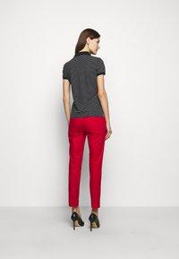 Lauren Ralph Lauren - ATHLEISURE - Polo shirt - black/white - 2