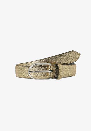 Belt - gold