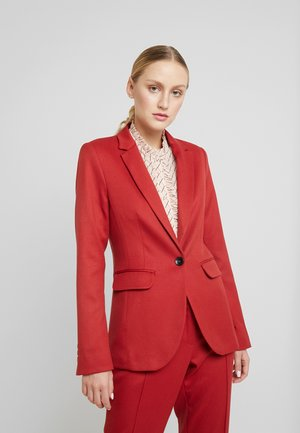 Blazer - granate red