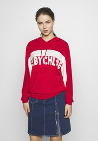 See by Chloé - Hoodie - white/red - 0