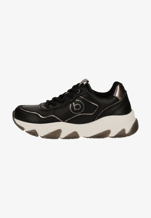 Zapatillas - black/grey