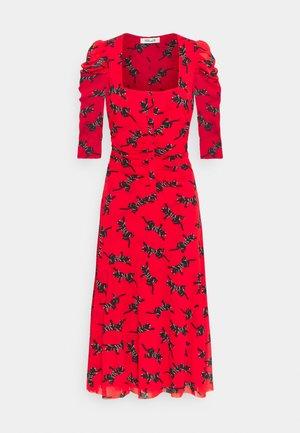 ABRA DRESS - Kjole - red