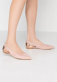 KIOMI Wide Fit - Ballet pumps - nude - 0