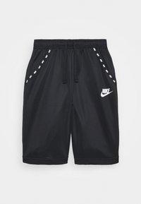 Nike Sportswear - POLY - Tracksuit bottoms - black/white - 0
