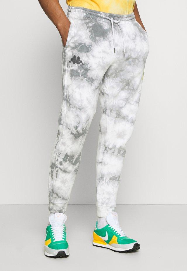 IVANO - Teplákové kalhoty - bright white