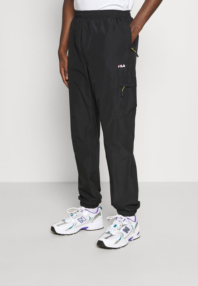 MAEL FUNCTION PANT - Pantalones deportivos - black