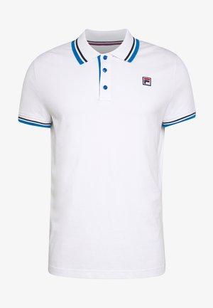 CARSTEN - Poloshirts - white