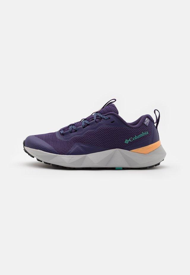 FACET 15 OD - Běžecké boty do terénu - deep purple/dolphin