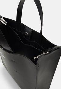 MSGM - BORSA BAGS UNISEX - Bolso shopping - black - 2