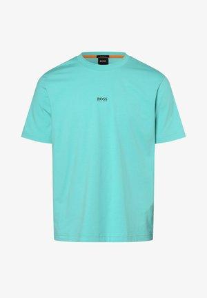 TCHUP - Basic T-shirt - türkis