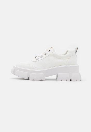 TANK - Sneakers laag - white
