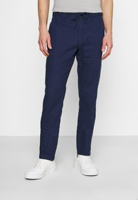 s.Oliver - LANG - Pantaloni - blue - 0